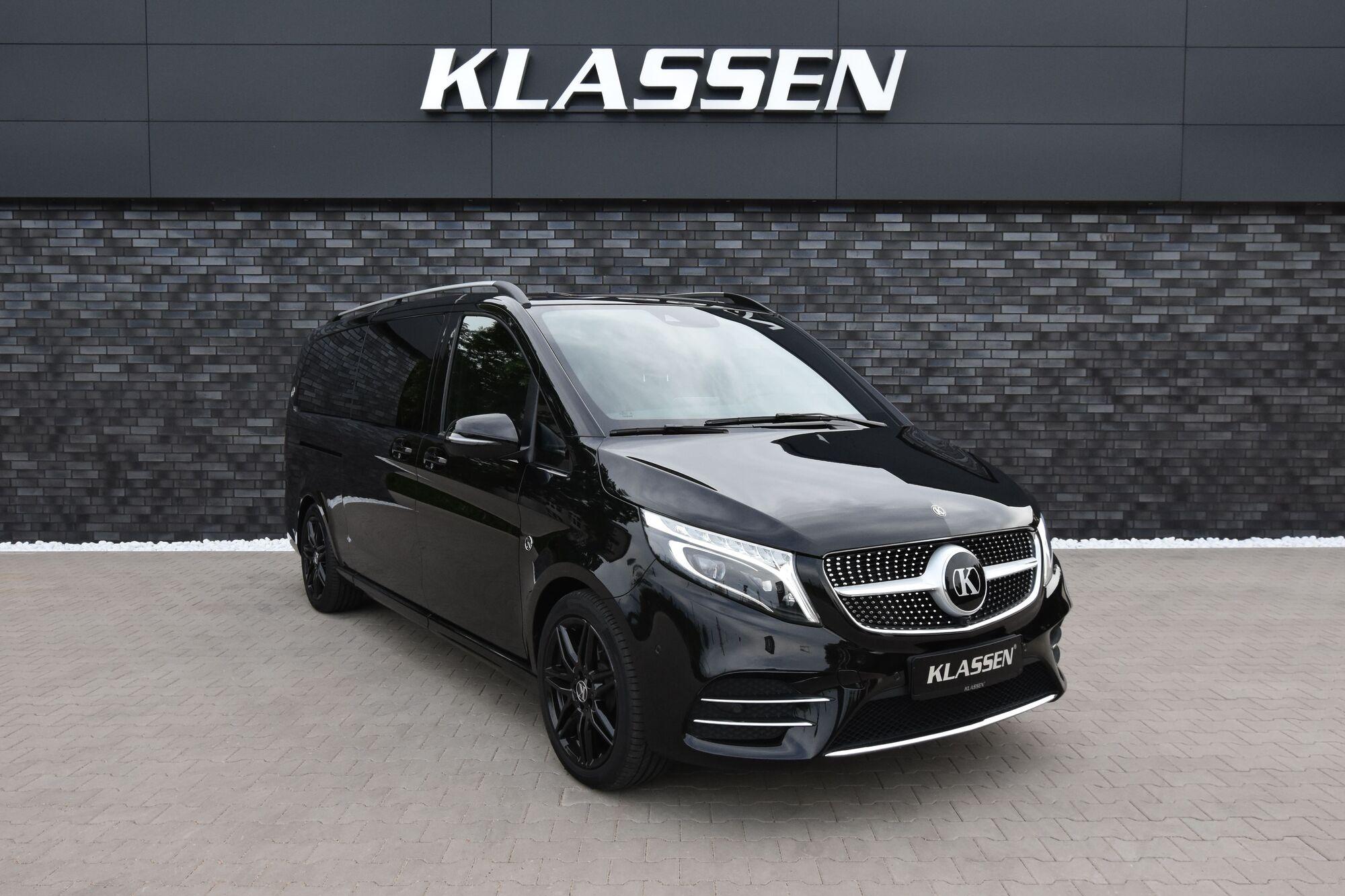 Mercedes V Class Klassen