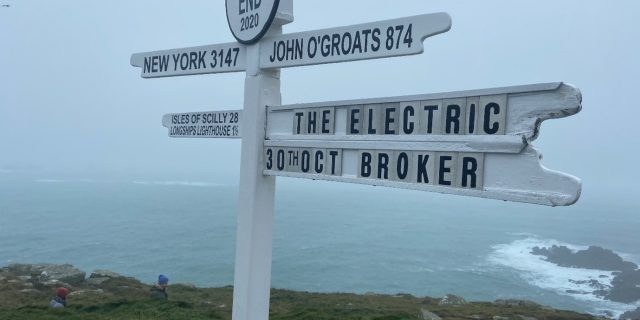 Electric Broker at Land's End